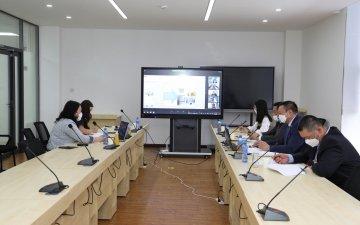 Азийн хөгжлийн банкны төлөөлөлтэй цахим уулзалт хийлээ