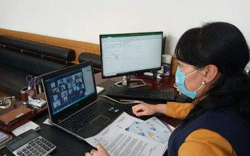 сумдын бүртгэгч нарын онлайн сургалт