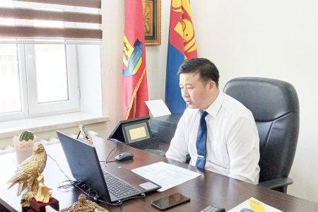 Монгол Улсын Ерөнхийлөгчийн сонгуулийн итгэмжлэгдсэн ажилтнуудын сургалт 2021-05-12