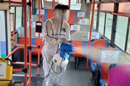 Ж.Сандагсүрэн: Нийтийн тээвэр энгийн цагийн хуваарьт шилжсэн ч автобусаар зөвхөн 13 чиглэлийн аж ахуйн нэгжийн ажилтан, албан хаагчид зорчино