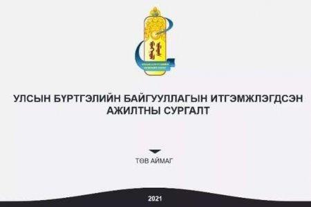 Монгол Улсын Ерөнхийлөгчийн сонгуулийн итгэмжлэгдсэн ажилтнуудын сургалт 2021-05-29