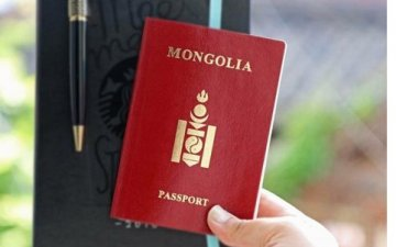 Гадаад паспортыг цахимаар захиалдаг боллоо.