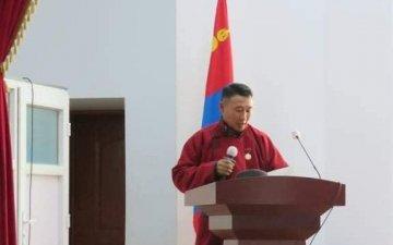 Ханх сумын Улсын бүртгэгч Р.Нэргүйн