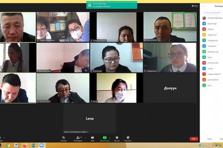 Сумдын улсын бүртгэгч нарт цахим сургалт зохион байгуулав