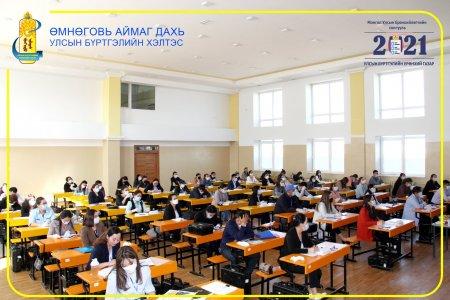 Монгол Улсын Ерөнхийлөгчийн сонгуулийн тухай хуулийг хэрэгжүүлэх ажлын хүрээнд Улсын бүртгэлийн байгууллагын 61 итгэмжлэгдсэн ажилтанд зориулсан технологийн сургалтыг амжилттай зохион байгуулав