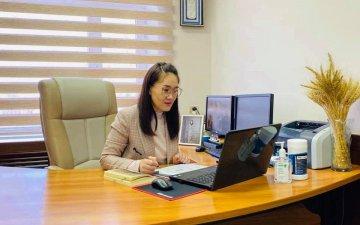 Дорнод аймгийн Улсын бүртгэлийн хэлтэс нь Монгол Улсын Ерөнхийлөгчийн сонгуулийн 17-р тойргийн 72 хэсгийн хороодод ажиллах Улсын бүртгэлийн байгууллагын итгэмжлэгдсэн ажилтнуудад зориулсан эрх зүйн цахим сургалтыг зохион байгууллаа.