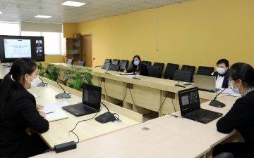 Орон нутаг дахь Улсын бүртгэлийн хэлтсийн албан хаагчдад цахимаар сургалт зохион байгуулж байна
