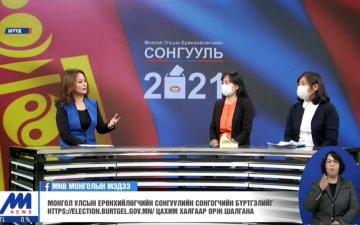 Монгол Улсын Ерөнхийлөгчийн сонгуулийн сонгогчийн бүртгэлийг https://election.burtgel.gov.mn/ цахим хаягаар орж шалгана